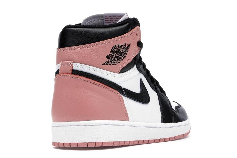jordan 1 rosa