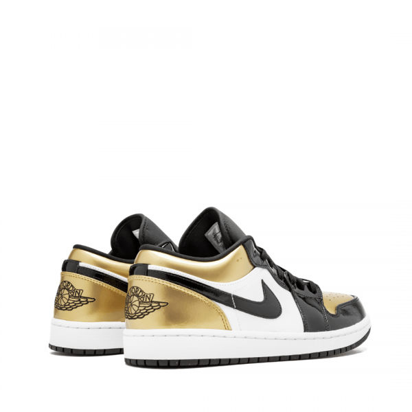 Air Jordan 1 Retro Low Gold Toe