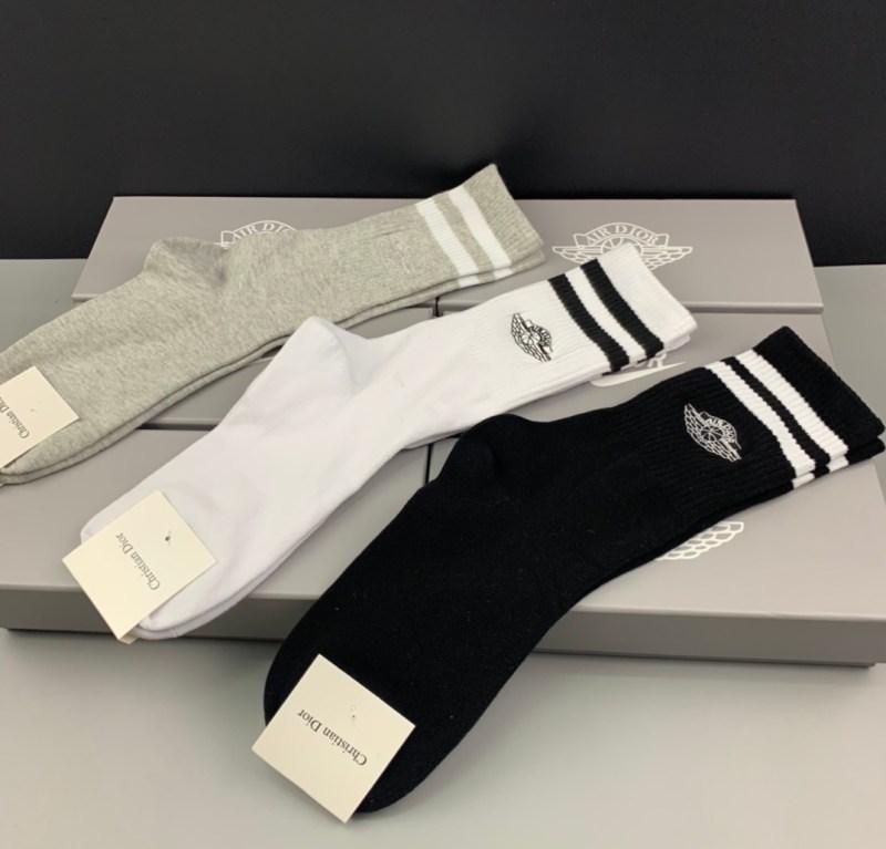 Pack 3 Calcetines Jordan x Dior