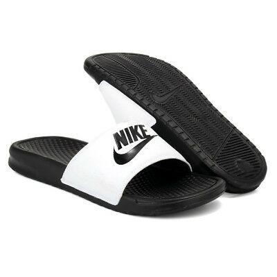 Nike Benassi JDI Black & White