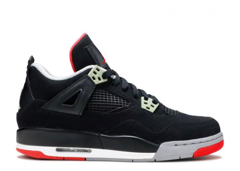 Air Jordan 4 Black Cement