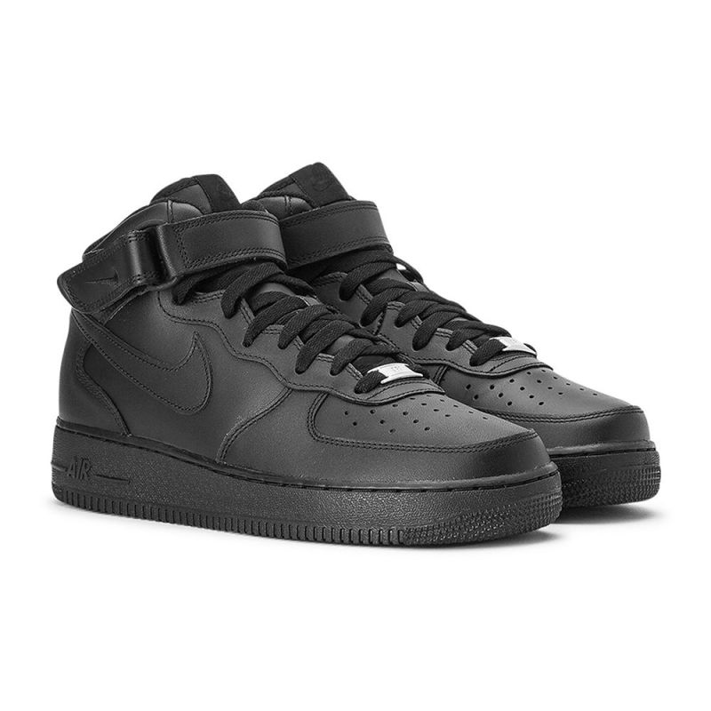 Air Force 1 Mid Black