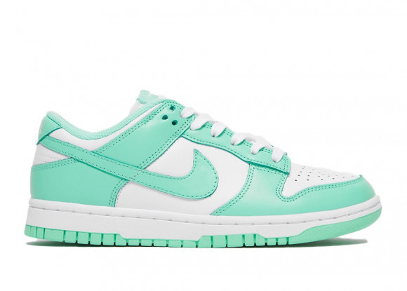 Nike Dunk Low Glow Green