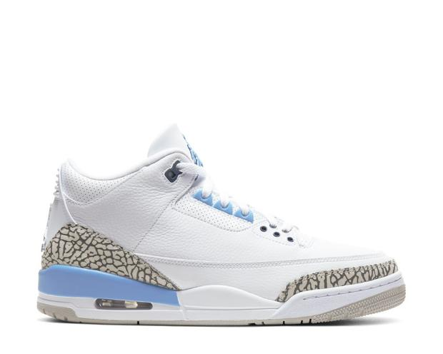 Air Jordan 3 Valor Blue