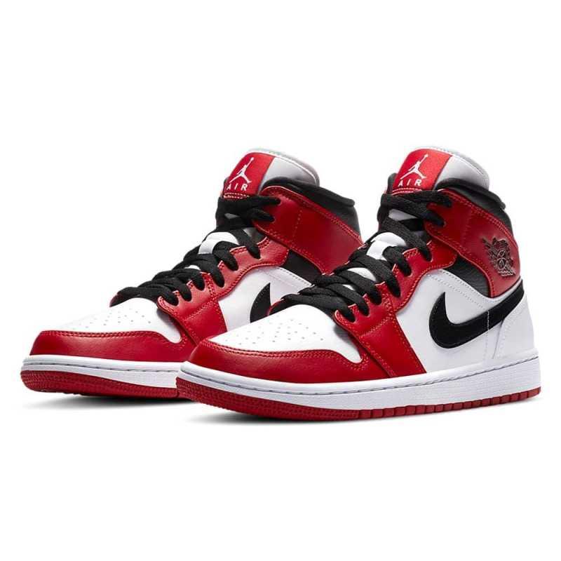 Air Jordan 1 Mid Chicago 2020