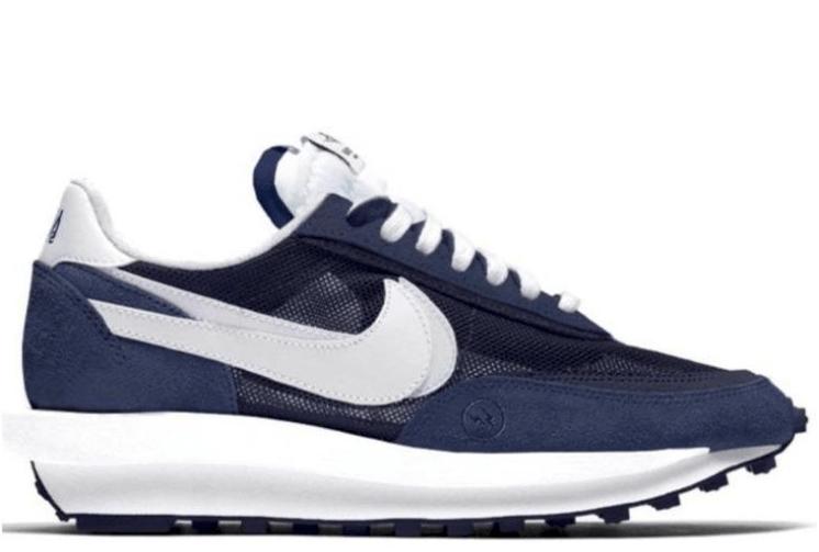 Nike Sacai x Fragment Ldwaffle