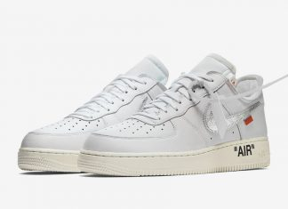 "Nike Air Force 1 Off White ""Abloh"""
