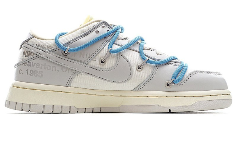 Nike Dunk Low Off White Lot 5