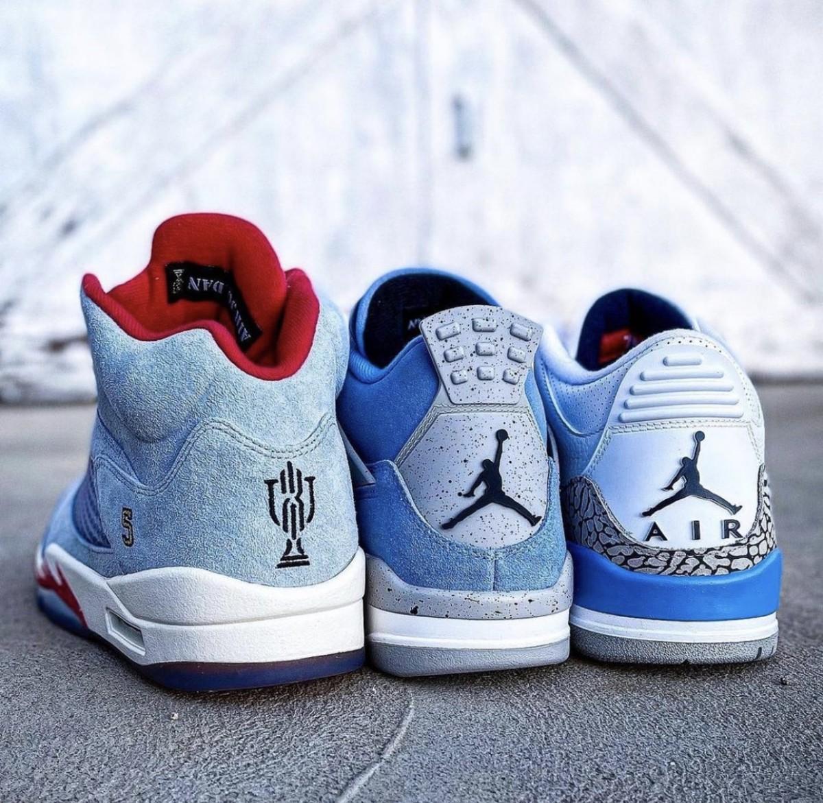 Air Jordan, la moda retro
