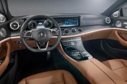 E class interior