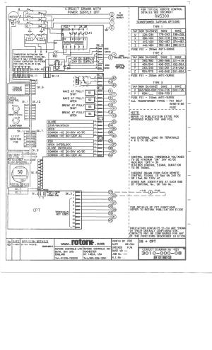 Rcs Mar Actuator Wiring Diagram  Wiring Diagram
