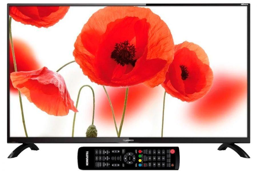 TELEFUNKEN TV TF-LED43S43T2S TV