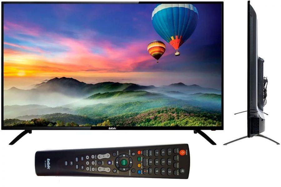 50 дюймдік Smart TV BBK 50LX-5056 / FT2C бюджеті