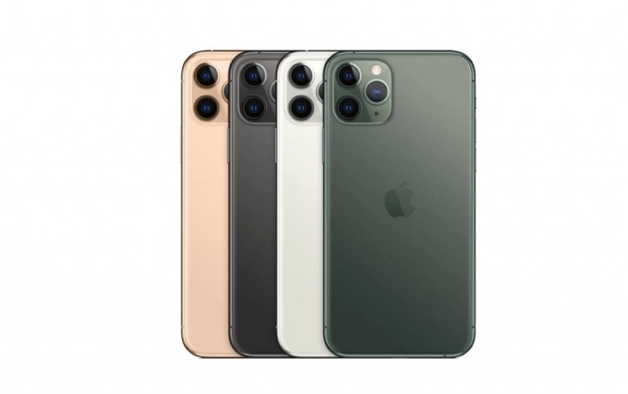 Colors iPhone 11 Pro iPhone 11 Pro