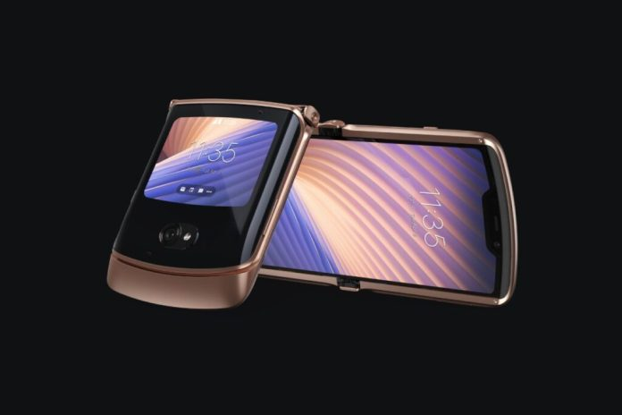Features of Motorola Razr 2 or 2020