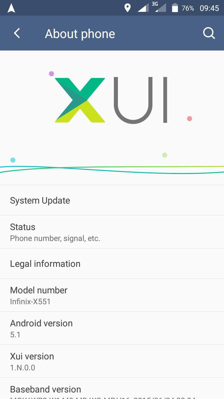 How to Upgrade your Infinix Hot Note X551 to Android 5 1 Lollipop