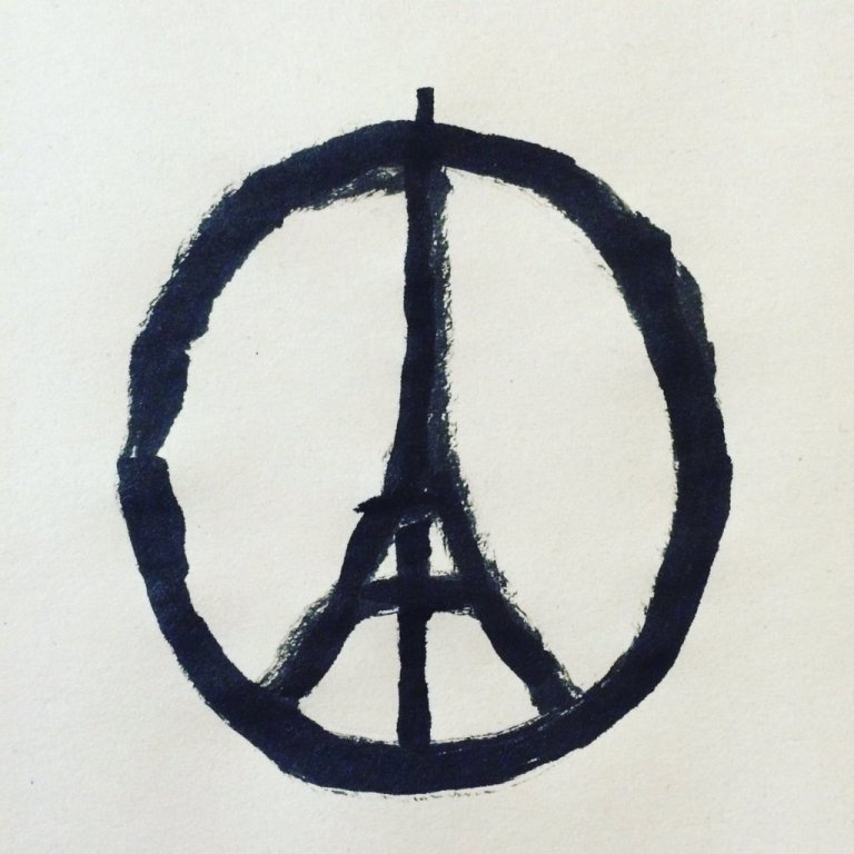 Why I Won't Change My Profile Picture for Paris