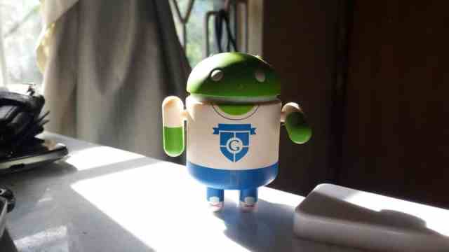 GSA Android Robot