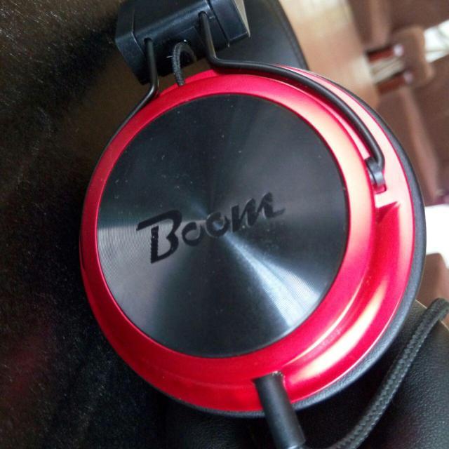 Boom Headphones