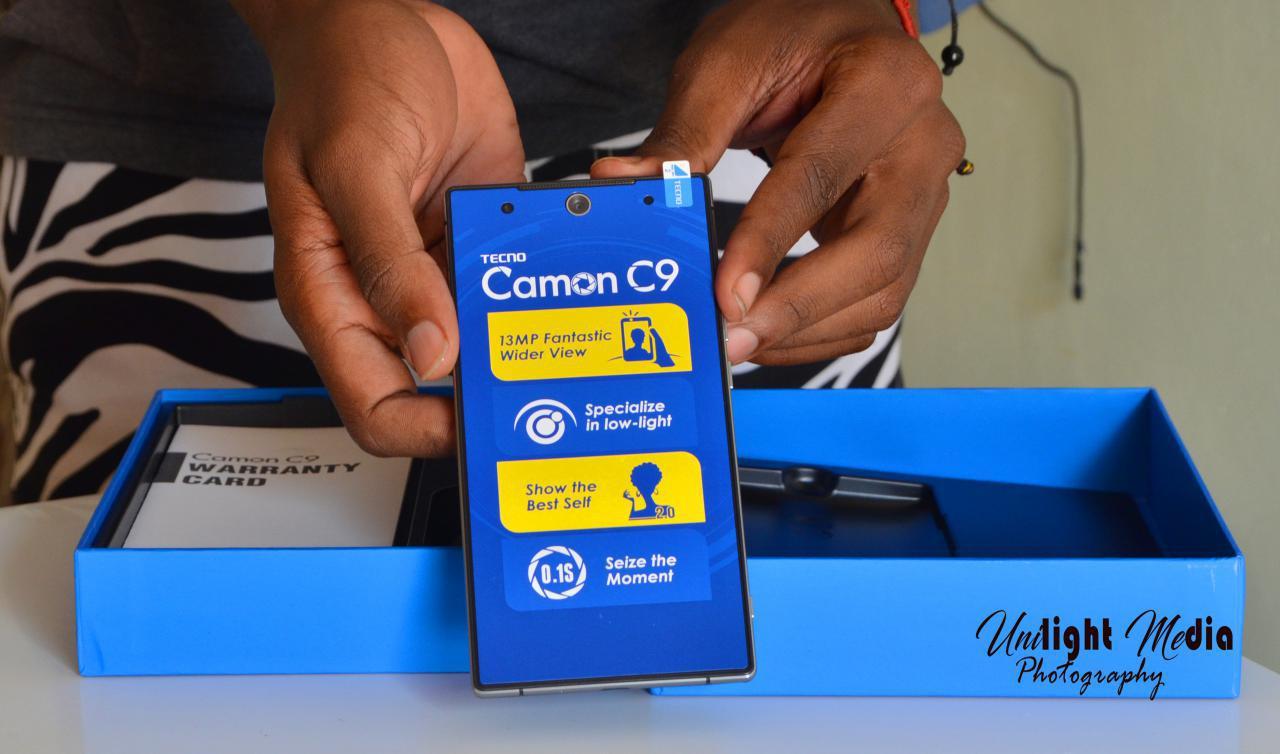 TECNO Camon C9 Full Review | Techish Kenya