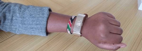 Infinix X-band smartwatch