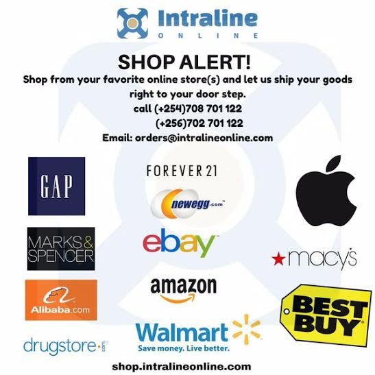 Intraline Online Shopping
