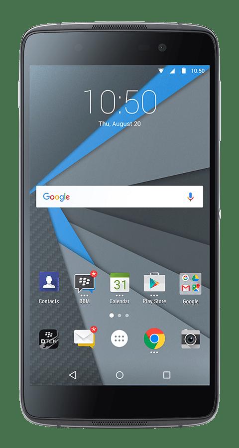 Blackberry DTEK