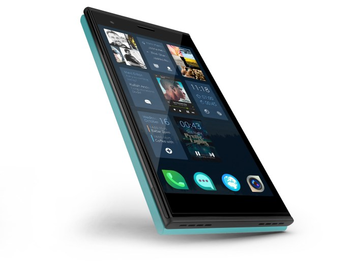 Jolla Smartphone Sailfish