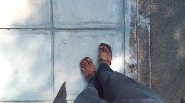 Feet Infinix Note 3