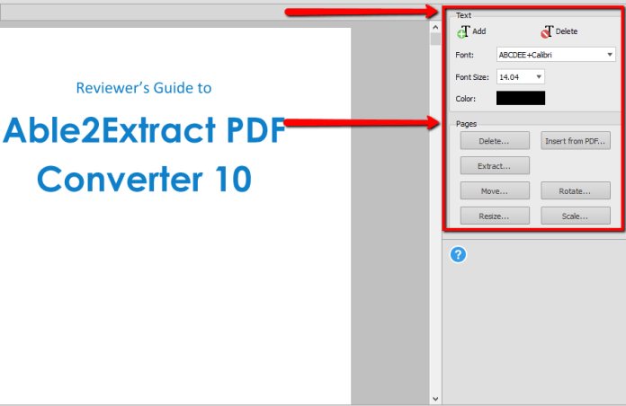 how to edit pdf on word