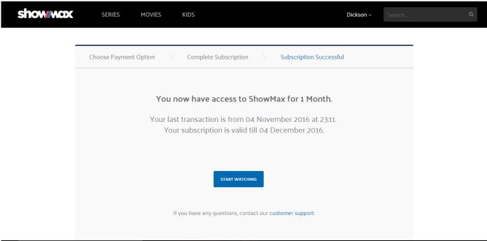 showmax-subscription