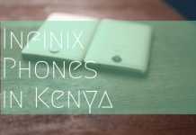 Infinix Phones in Kenya