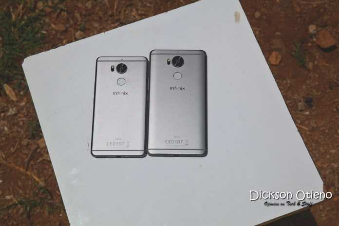 Infinix Zero4Plus and Infinix Zero 4