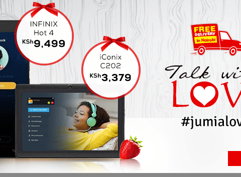 jumia with love