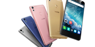 TECNO Camon CX all colors