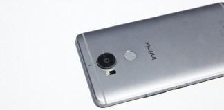 Infinix Zero 4 Plus X602 camera