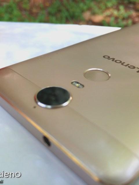 Lenovo K5 Fingerprint