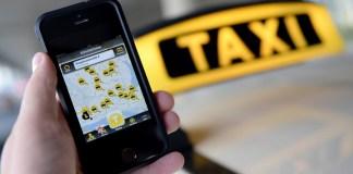 Taxi Hailing App