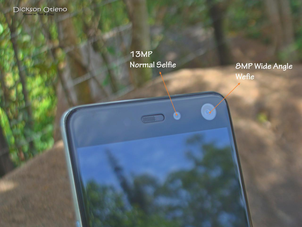 How the Dual Front Cameras on the Infinix S2 PRO Work | Techish Kenya