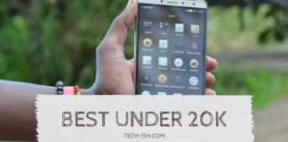 Best Smartphones under 20k