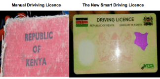 Kenya Smart Driving Licence
