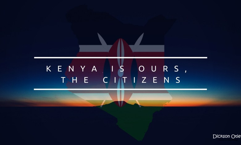 Kenya is Ours