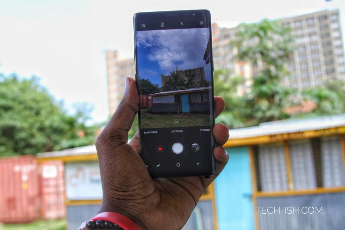 Samsung Galaxy Note 8 Kenya