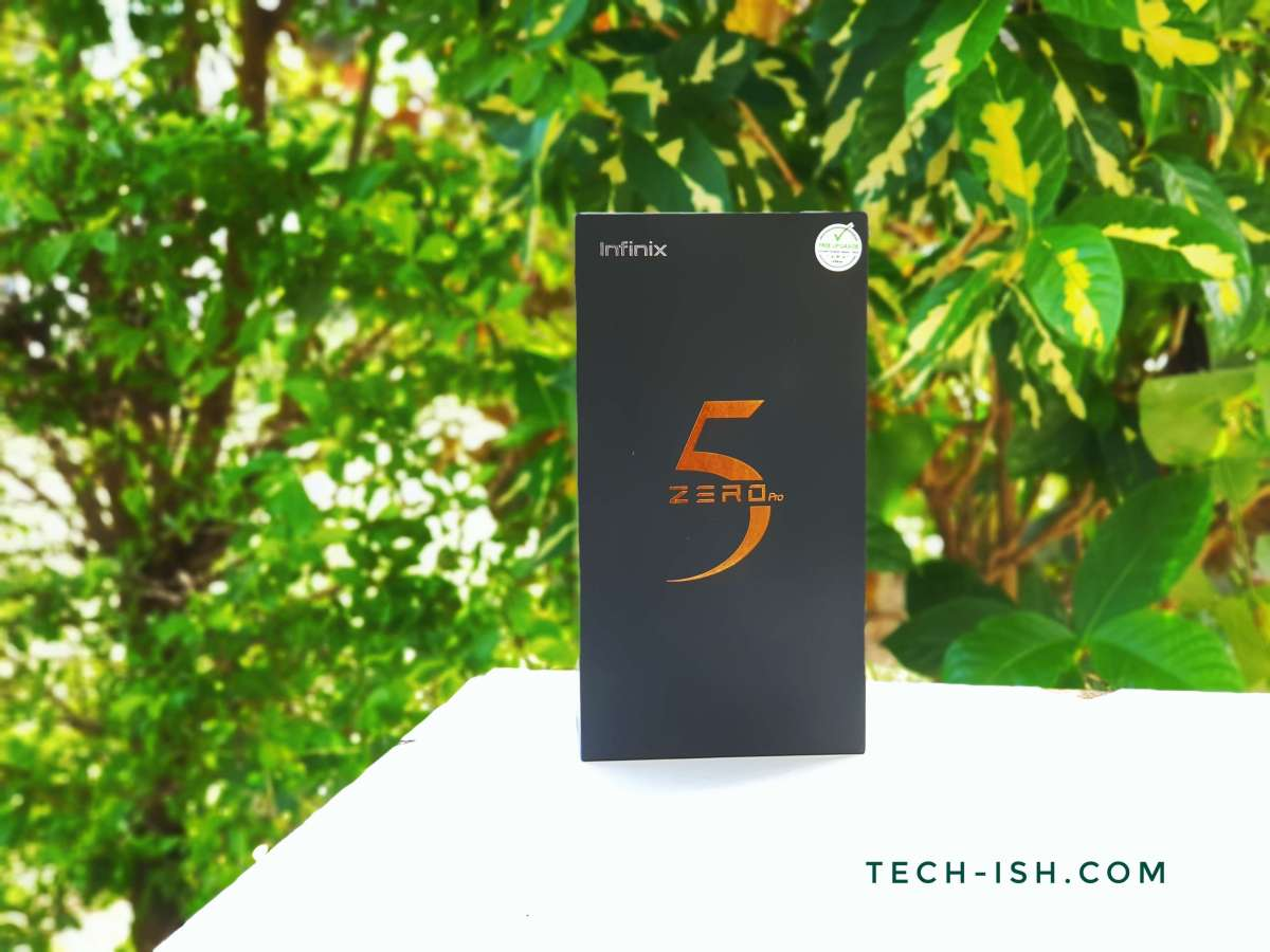 Infinix Zero 5 PRO Unboxing and First Impressions