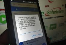 Safaricom Double Data