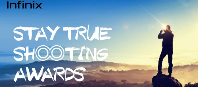 Infinix Zero 5 Shooting Awards