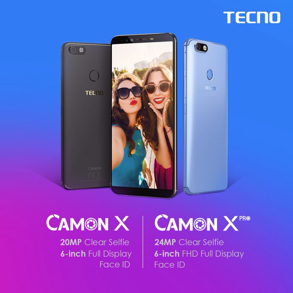 Difference between TECNO Camon X and Camon X Pro | Techish Kenya