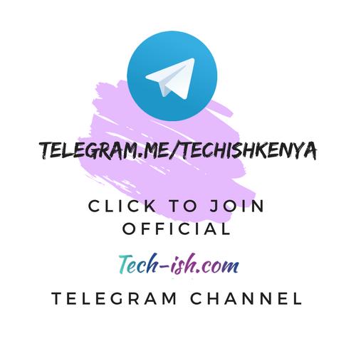 Telegram Techish Kenya