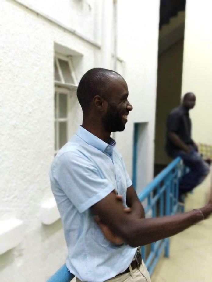 Denis Nyakcah AmazingKisumu.co.ke