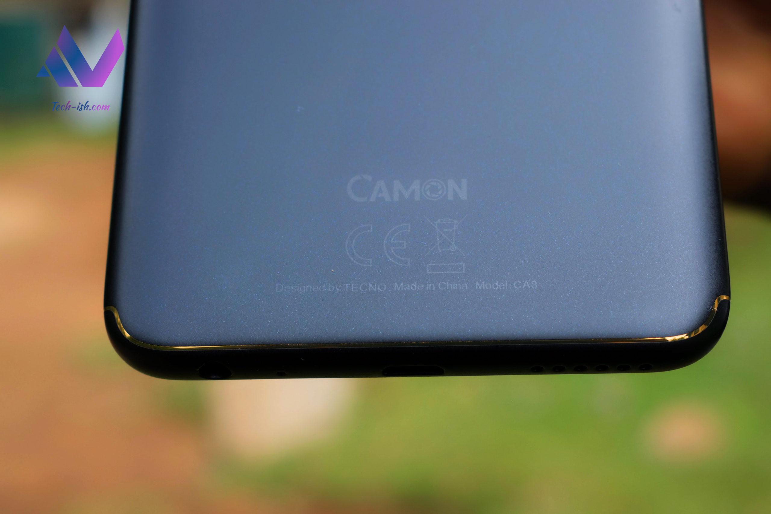 TECNO Camon X Pro Review: You'll love this Phone | Techish Kenya